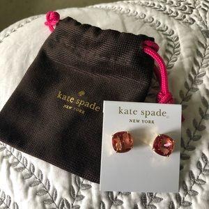 Kate Spade Gemstone Earrings